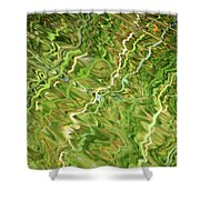 Difficult Times Shower Curtain