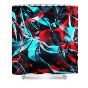 Digital Art-a28 Shower Curtain