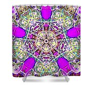 Dimensional Crossover Shower Curtain