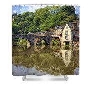 Dinan - Brittany Shower Curtain