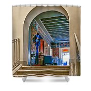 Dinner For Two Shower Curtain