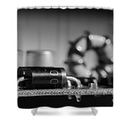 Diode Shower Curtain