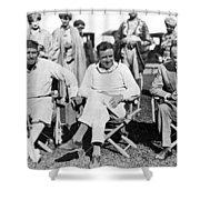 Director Douglas Fairbanks Shower Curtain