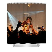 Disciple-front View-0371 Shower Curtain