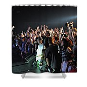 Disciple-kevin-8677 Shower Curtain