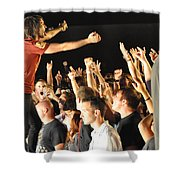Disciple-kevin-8779 Shower Curtain