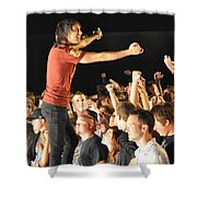 Disciple-kevin-8783 Shower Curtain