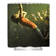 Disciple-kevin-9784 Shower Curtain