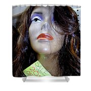 Discount Donna Shower Curtain