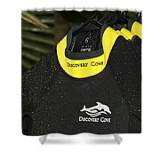Discover Paradise Shower Curtain