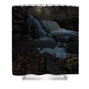 Discover The Stars Shower Curtain