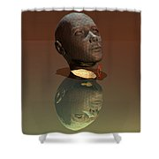 Discovering The Secrets Of The Mind Shower Curtain