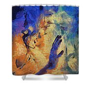 Discovering Yourself Shower Curtain by Joe Misrasi