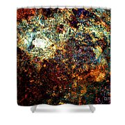 Discovery - Abstract 002 Shower Curtain