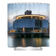 Discovery World Shower Curtain