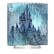 Disney Dreams Shower Curtain