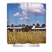 Disney Wilderness Preserve Shower Curtain