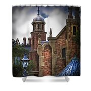 Disney's Haunted Mansion Shower Curtain