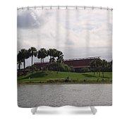 Disney's Polynesian Resort Hotel Shower Curtain