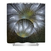 Dispersed Shower Curtain