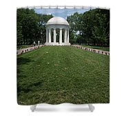 District Of Columbia War Memorial Shower Curtain