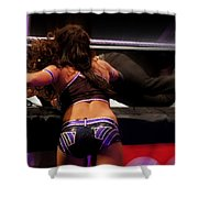 Divas Shower Curtain