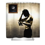 Divide Et Pati - Divide And Suffer Shower Curtain