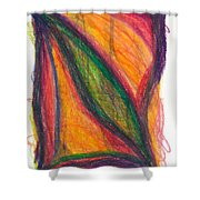 Divine Love Shower Curtain by Daina White