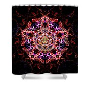 Divine Mother Shower Curtain