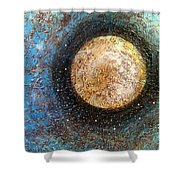 Divine Solitude Shower Curtain