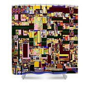 Divinely Blessed Marital Harmony 16 Shower Curtain