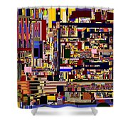 Divinely Blessed Marital Harmony 17 Shower Curtain