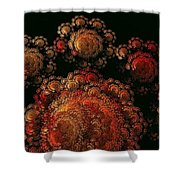 Diwali Festival Of Lights Shower Curtain