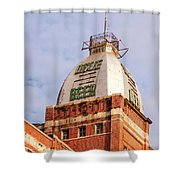 Dixie Beer Headquarters 2 Shower Curtain