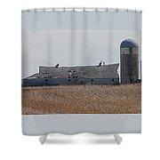 Dmbarn Shower Curtain