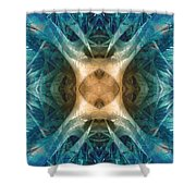 Dna Activation Shower Curtain