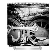 Do The Locomotive With Me Shower Curtain