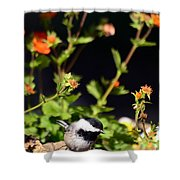 Do You Have Any Flowers That Lived Shower Curtain by Lori Tambakis