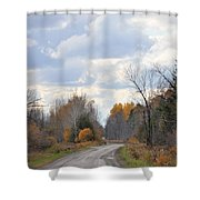 Do You Think It Will Rain Shower Curtain