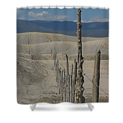 Dobies Shower Curtain