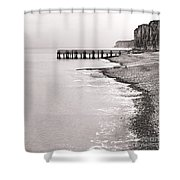 Dock Shower Curtain