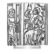 Doctor & Patient, 1488-89 Shower Curtain