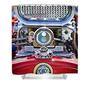 Dodge Brothers - Boyce Motometer Shower Curtain