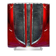 Dodge Brothers Grille Shower Curtain