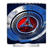 Dodge Division Shower Curtain