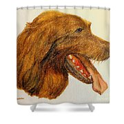 Dog Iphone Cases Smart Phones Cells And Mobile Phone Cases Carole Spandau 313 Shower Curtain