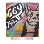 Doggy Style 1 Shower Curtain