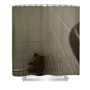 Doll No. 5 Shower Curtain