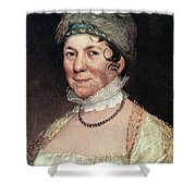 Dolley Payne Todd Madison (1768-1849) Shower Curtain