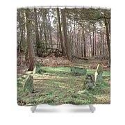 Doll's Tor Shower Curtain